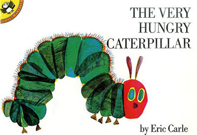 《The Very Hungry Caterpillar》